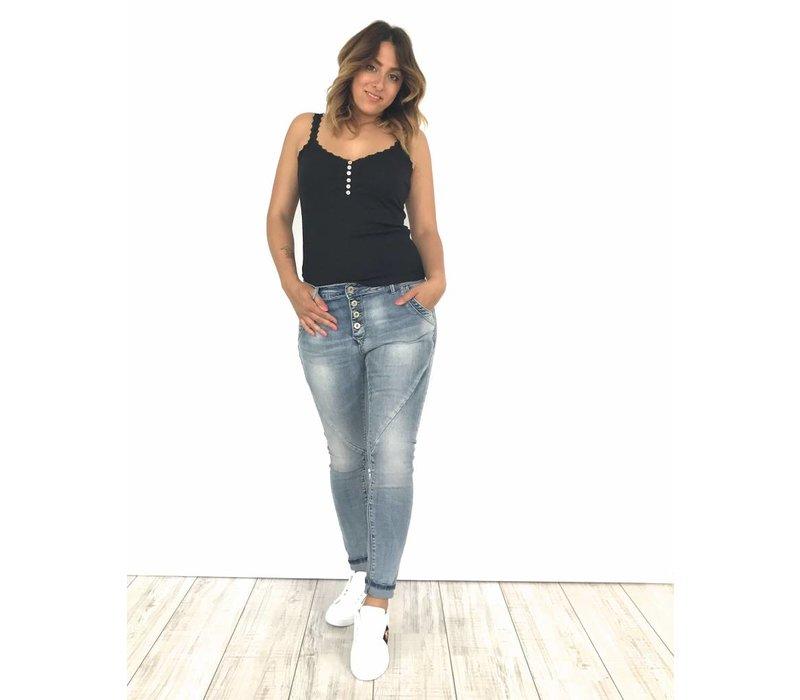 Light blue jeans L7135