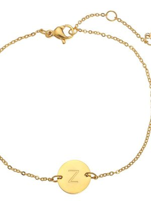 Armband coin Z -gold-