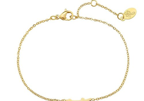 Armband Paris gold