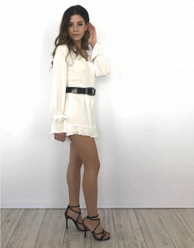 Playsuit White