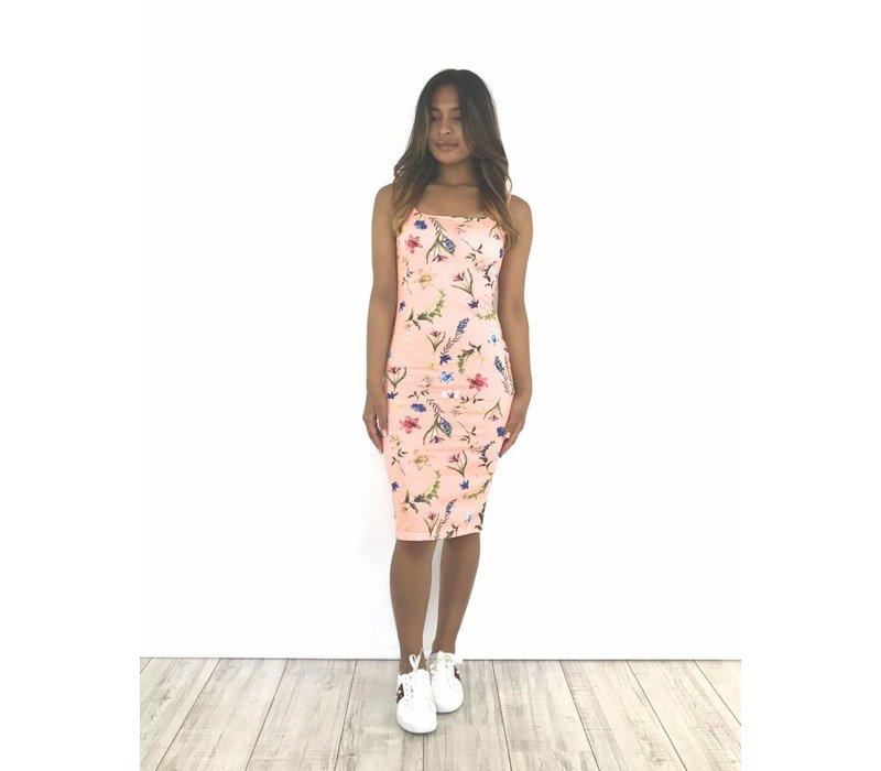 Rose pale dress flowers
