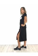 Black imperial dress