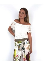 White Hawaii top