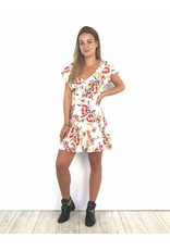 White Italy dress E2947