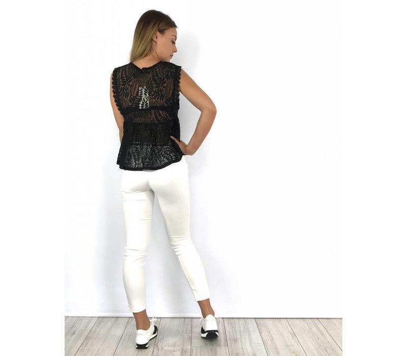 White pants 1594