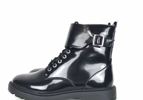 Ruan Boots ankle strap