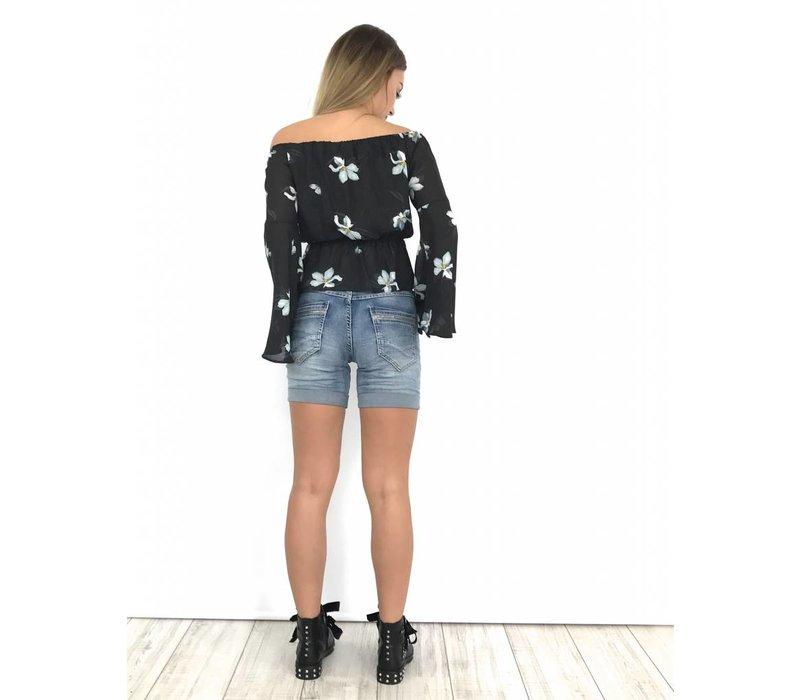 Jeans short Lexxury S7232-1