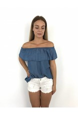 Jeans summer top