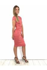 Rouge long dress