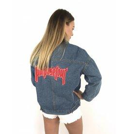 Jacket tour jeans