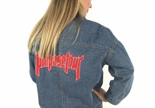 Maison Runway Jacket tour jeans