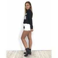 Sweater hippie black MR207