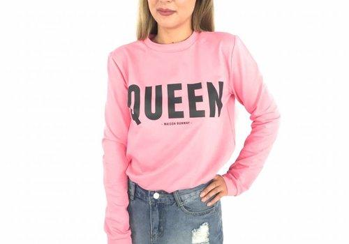 Sweater queen pink