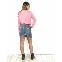 Sweater queen pink MR208