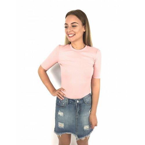 Maison Runway Top Alis pink