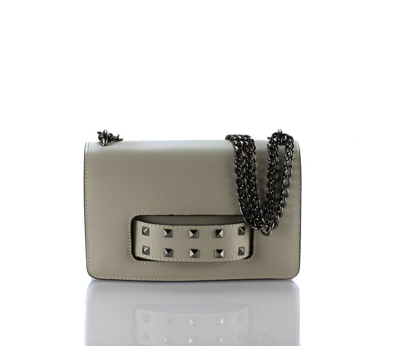 D-bag leather beige