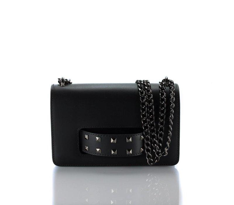 D-bag leather black