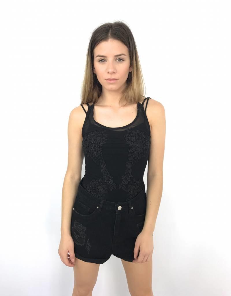Black body lace 21792