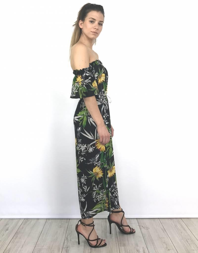 Summer dress sunflowers 5939