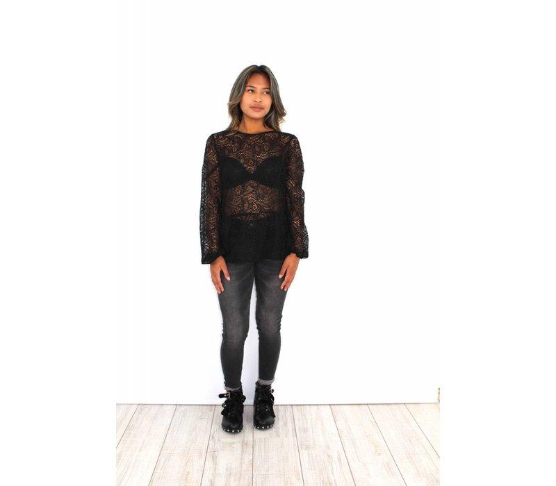 Black top lace 28801