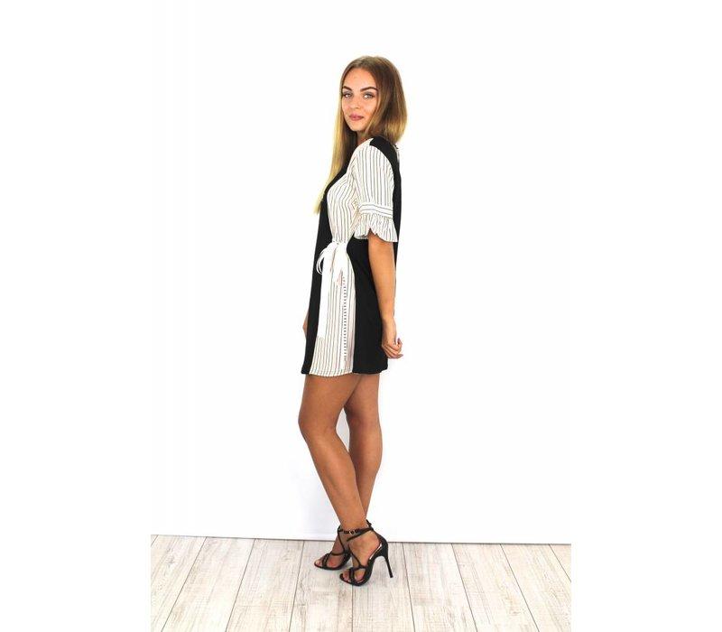 Luxe dress black 05-1351