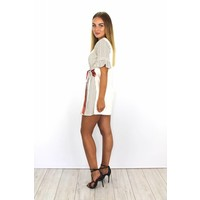 Luxe dress white 05-1351
