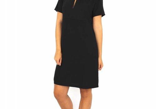 Akoz Black classy dress