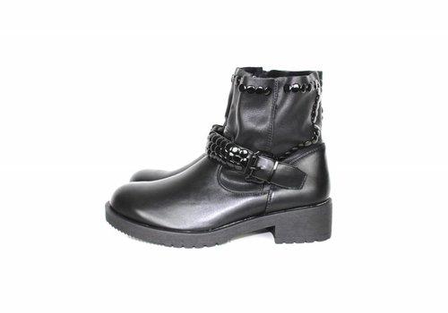Ruan Boots black studs
