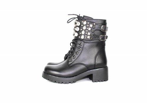 Super Mode Boots diamants
