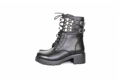 Boots diamants