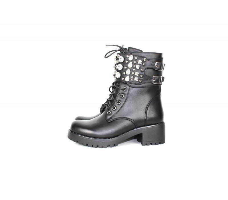 Boots diamants