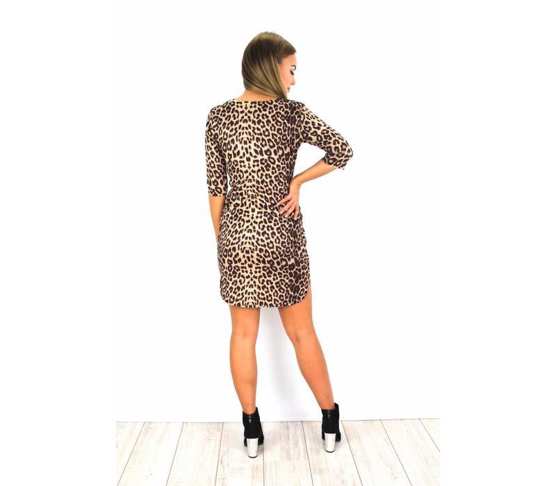Light panter dress 9587