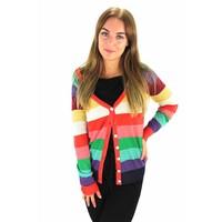 Rainbow vest 6E6744