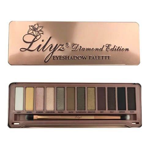 Eyeshadow palette Miss Ty