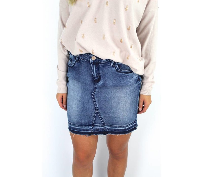 Jeans skirt B643