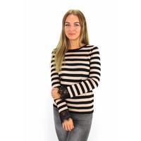 Striped sweater 8610