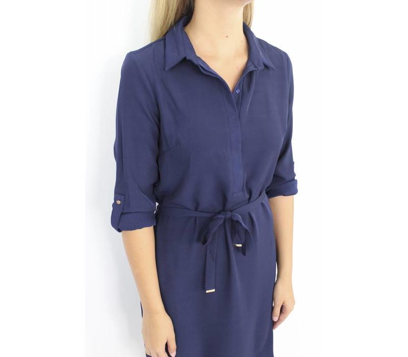 Blue dress S125