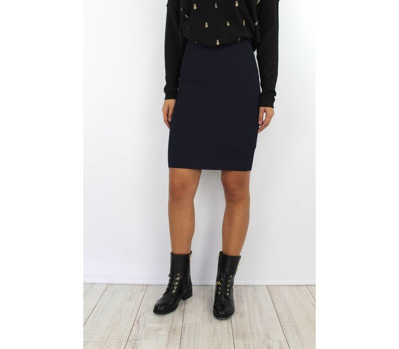 Blue skirt YC2843