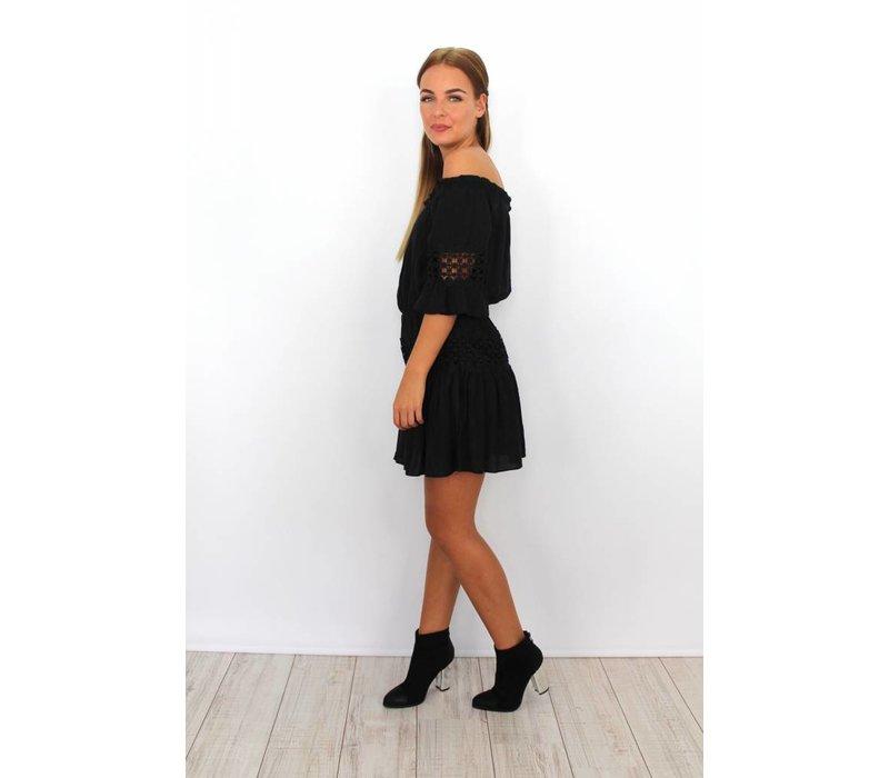 Black dress Bali