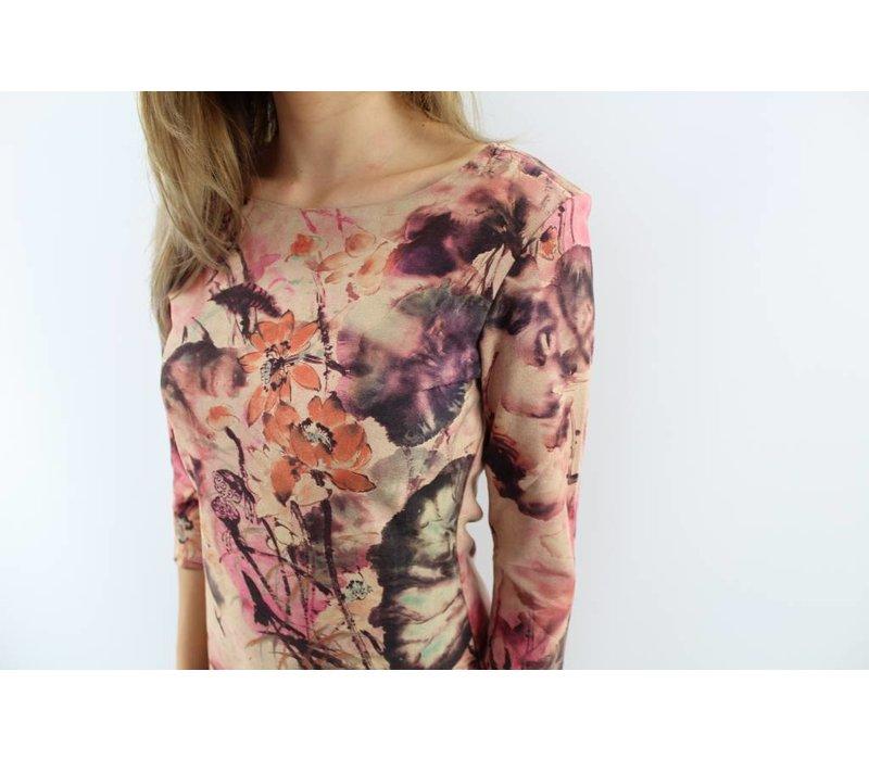 Flowers Voyelles dress JW219