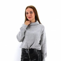 Col jumper grey 22165