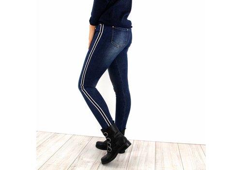 Blue jeans Newplay stripes