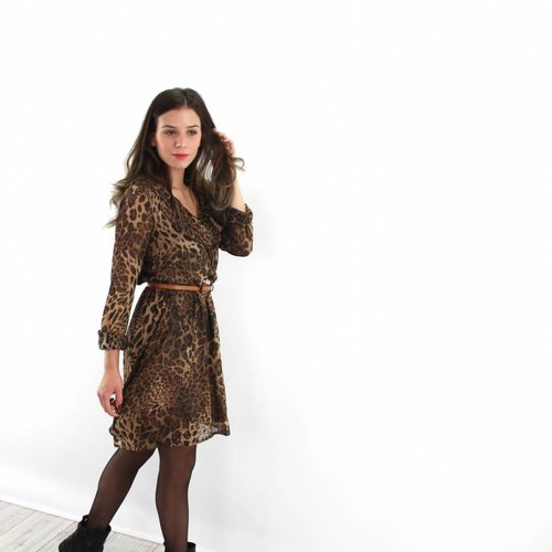 Kilky Leopard dress