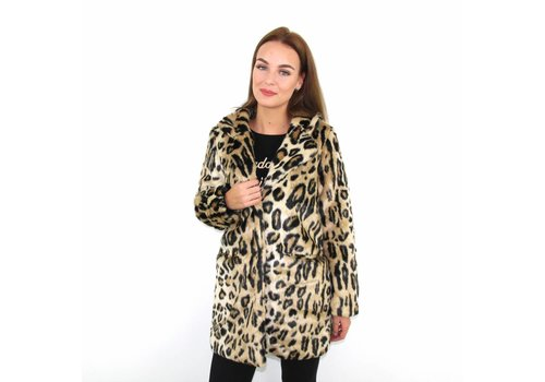 Leopard K-Zell coat