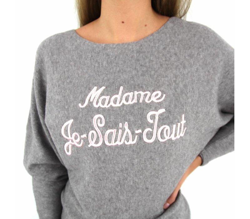 Madame Je Sais Tour grey/rose MC6511