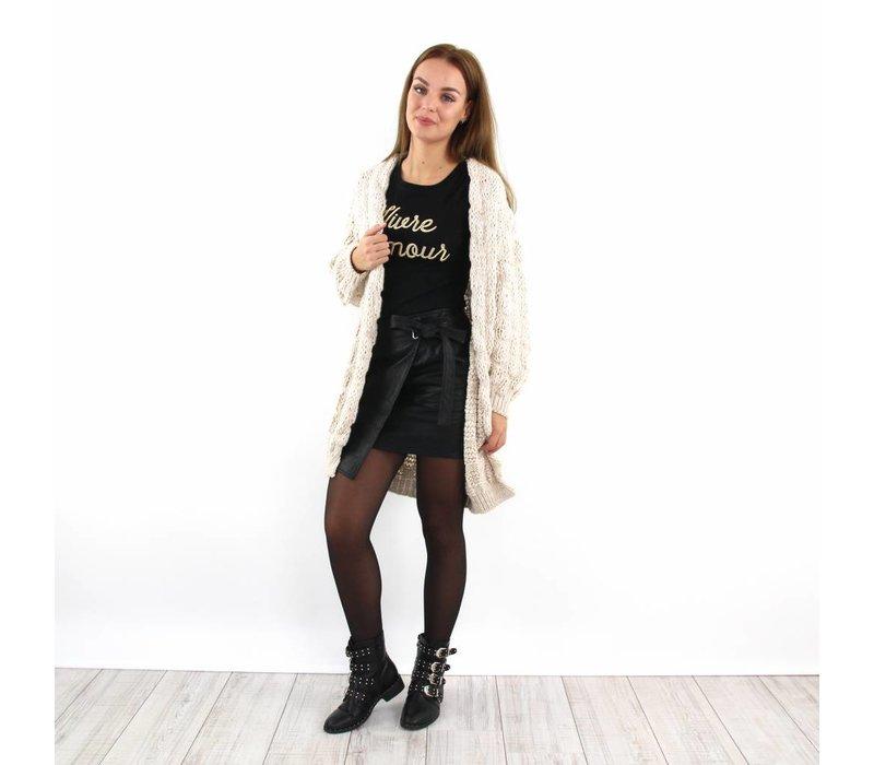 Garconne cardigan beige