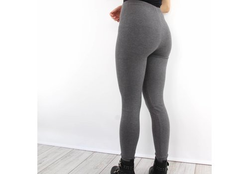 Dressing legging grey