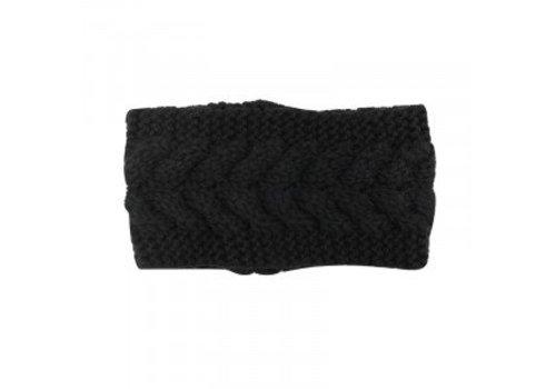 Headband braid black