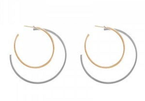 Earrings double trouble