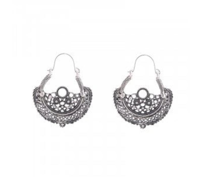 Earrings ethnic beauty 169